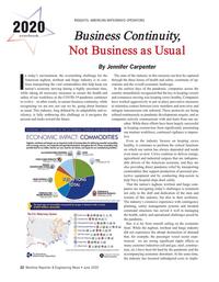 Maritime Reporter Magazine, page 22,  Jun 2020