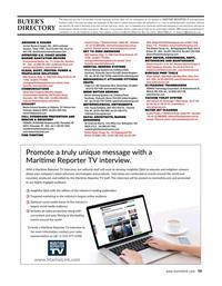 Maritime Reporter Magazine, page 59,  Jun 2020