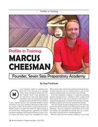 Maritime Reporter Magazine, page 16,  Jul 2020