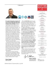 Maritime Reporter Magazine, page 6,  Jul 2020