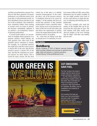 Maritime Reporter Magazine, page 13,  Aug 2020