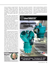 Maritime Reporter Magazine, page 15,  Aug 2020