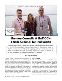 Maritime Reporter Magazine, page 18,  Aug 2020
