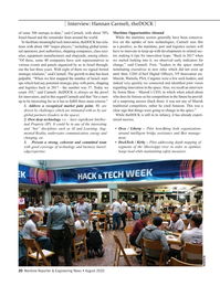 Maritime Reporter Magazine, page 20,  Aug 2020