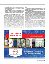Maritime Reporter Magazine, page 21,  Aug 2020