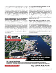 Maritime Reporter Magazine, page 23,  Aug 2020
