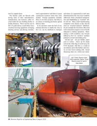 Maritime Reporter Magazine, page 26,  Aug 2020