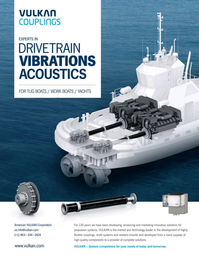 Maritime Reporter Magazine, page 1,  Aug 2020