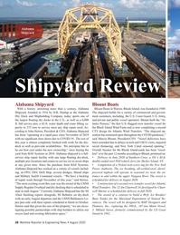 Maritime Reporter Magazine, page 28,  Aug 2020