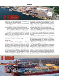Maritime Reporter Magazine, page 33,  Aug 2020
