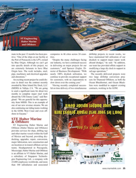 Maritime Reporter Magazine, page 35,  Aug 2020