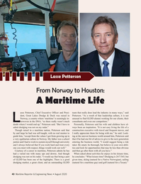 Maritime Reporter Magazine, page 40,  Aug 2020