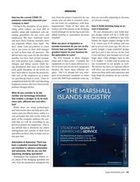 Maritime Reporter Magazine, page 41,  Aug 2020