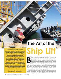 Maritime Reporter Magazine, page 42,  Aug 2020