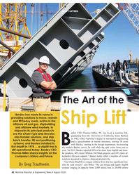 Maritime Reporter Magazine, page 42,  Aug 2020