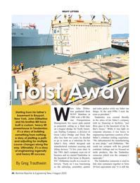 Maritime Reporter Magazine, page 46,  Aug 2020
