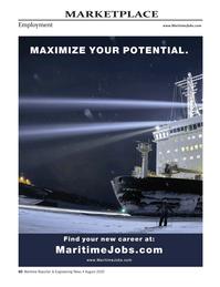 Maritime Reporter Magazine, page 60,  Aug 2020