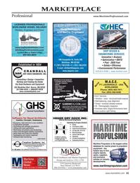 Maritime Reporter Magazine, page 61,  Aug 2020