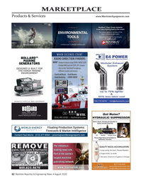 Maritime Reporter Magazine, page 62,  Aug 2020