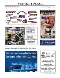 Maritime Reporter Magazine, page 63,  Aug 2020