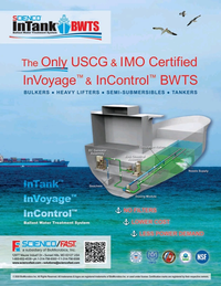 Maritime Reporter Magazine, page 4th Cover,  Sep 2020