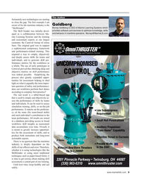 Maritime Reporter Magazine, page 9,  Oct 2020