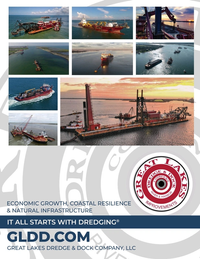 Maritime Reporter Magazine, page 2nd Cover,  Oct 2020