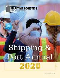 Maritime Reporter Magazine, page 21,  Oct 2020