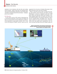 Maritime Reporter Magazine, page 40,  Oct 2020