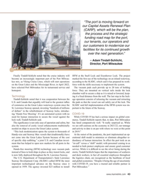 Maritime Reporter Magazine, page 43,  Oct 2020