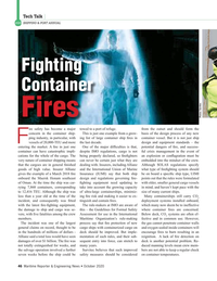 Maritime Reporter Magazine, page 46,  Oct 2020