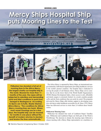 Maritime Reporter Magazine, page 52,  Oct 2020