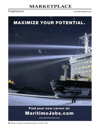 Maritime Reporter Magazine, page 60,  Oct 2020