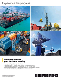 Maritime Reporter Magazine, page 4th Cover,  Oct 2020