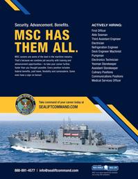 Maritime Reporter Magazine, page 11,  Nov 2020