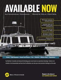 Maritime Reporter Magazine, page 13,  Nov 2020