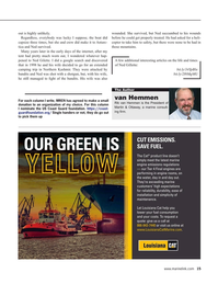 Maritime Reporter Magazine, page 15,  Nov 2020