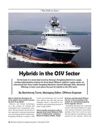 Maritime Reporter Magazine, page 20,  Nov 2020