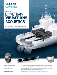 Maritime Reporter Magazine, page 1,  Nov 2020