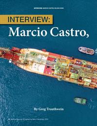 Maritime Reporter Magazine, page 36,  Nov 2020
