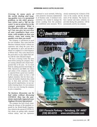 Maritime Reporter Magazine, page 47,  Nov 2020