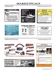 Maritime Reporter Magazine, page 77,  Nov 2020