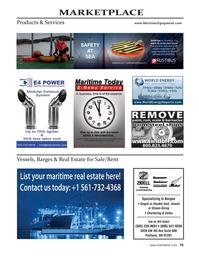 Maritime Reporter Magazine, page 79,  Nov 2020