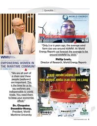 Maritime Reporter Magazine, page 9,  Dec 2020