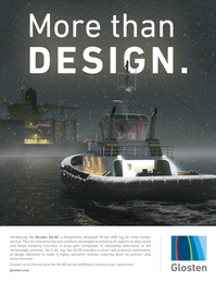 Maritime Reporter Magazine, page 2nd Cover,  Dec 2020