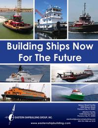 Maritime Reporter Magazine, page 1,  Dec 2020