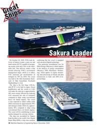 Maritime Reporter Magazine, page 30,  Dec 2020