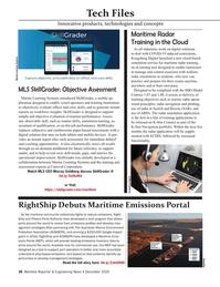 Maritime Reporter Magazine, page 36,  Dec 2020