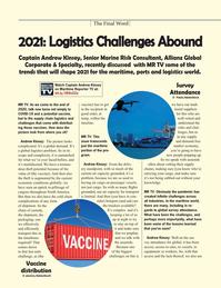Maritime Reporter Magazine, page 40,  Dec 2020