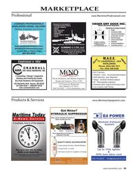 Maritime Reporter Magazine, page 45,  Dec 2020